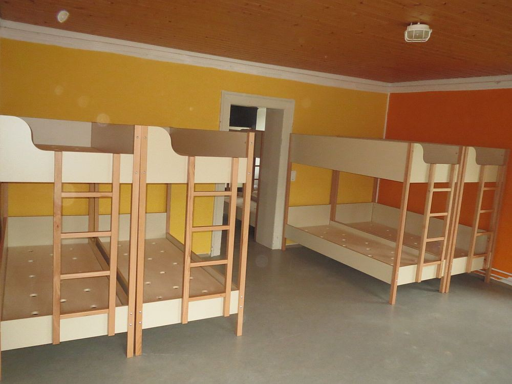 Etagenbett Für Jugendherberge : Etagenbett im vierbettzimmer bild von generator hostel hamburg