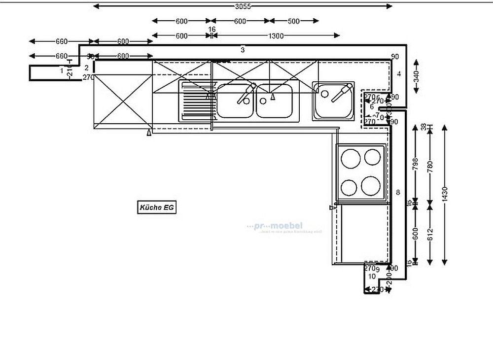 Grundriss Küche erfreut schaffung küche grundriss galerie küchen ideen celluwood com