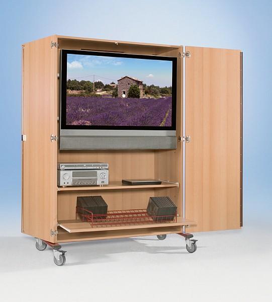 tv wagen ftv 220 rg. Black Bedroom Furniture Sets. Home Design Ideas