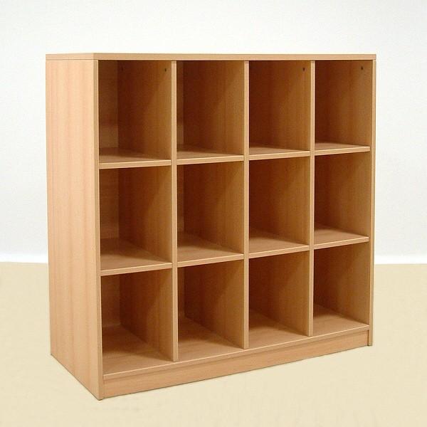 regale 9 12 oder 15 f cher. Black Bedroom Furniture Sets. Home Design Ideas