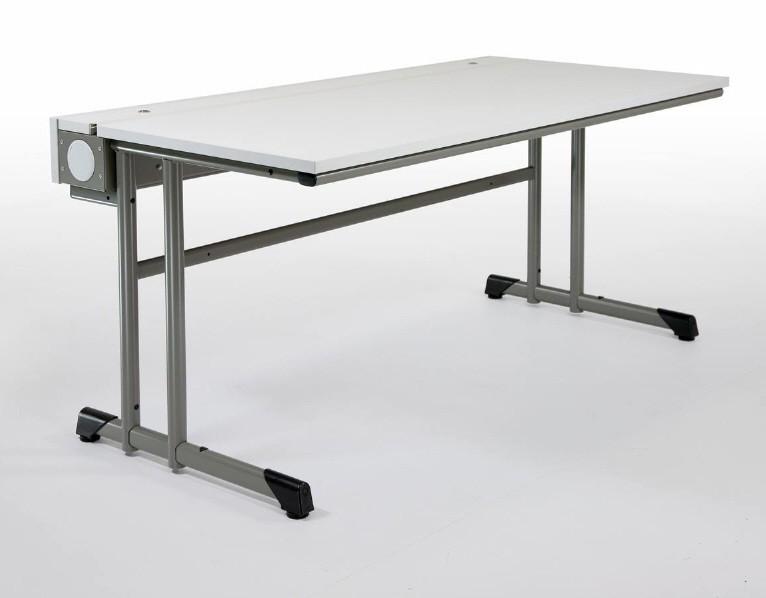 Computertisch mit kabelkanal bestseller shop f r m bel for Pc tisch ahorn