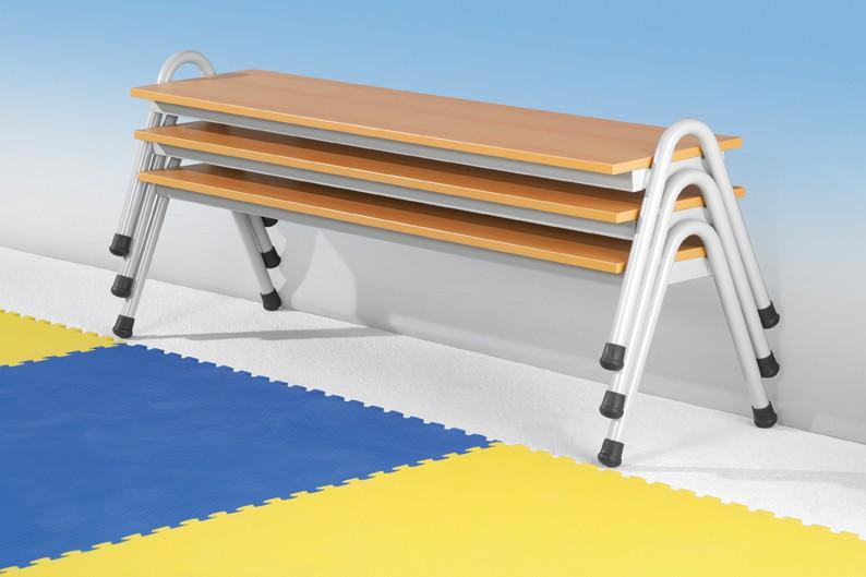 stapelbare b nke. Black Bedroom Furniture Sets. Home Design Ideas
