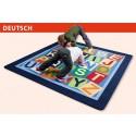 Spielteppich Buchstaben-Quadrat