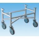 Fahrgestell für Krankentragen