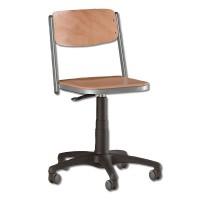 Stuhl 50, fahrbar