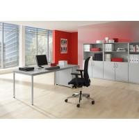 Bürowelt II, Arbeitstische und Arbeitsstühle