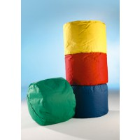 Auch ideal als Hocker oder kleiner Spieltisch für Brettspiele