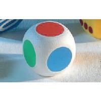 Farbenwürfel, 12 cm hoch