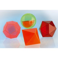Geometrie zum Anfassen - Geometrieset 6