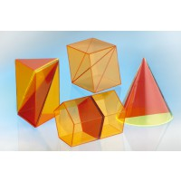 Geometrie zum Anfassen - Geometrieset 7