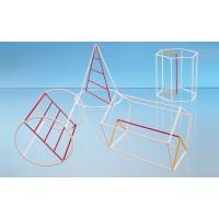 Drahtmodell Set 4 mit diversen Diagonalen