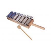 Glockenspiel (7 Töne, diatonisch, mit Schlägel)