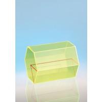 Modell J3003-1a9, Geometrische Körper aus gefärbtem Acrylglas.