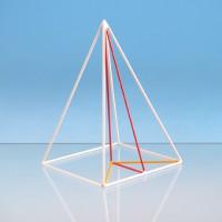 Drahtmodelle mit diversen Diagonalen