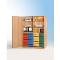 """InBox Hochschrank mit 16 flachen Schüben (InBox """"M"""")"""