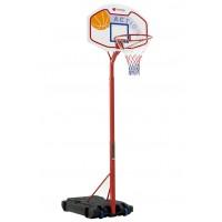 Der höhenverstellbare Basketballkorb für die Profis von Morgen!