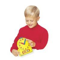 Kinderuhr - die Zeit lernen und lehren!