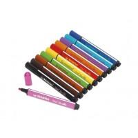 Abbildung zeigt 12 Farben a 5 Stifte (sie kaufen dieses Pack 5 x = 60 Stifte)