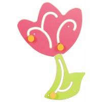Wandspiel Tulpe zur Förderung der Motorik