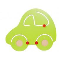 Wandspiel Auto zur Förderung der Motorik