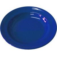 """Tiefer Teller """"Italien"""", groß, blau"""