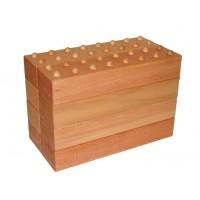 Trägerstein-Set klein - besteht aus 8 langen Trägersteinen (24 cm)