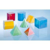 Dieser geometrische Anschauungssatz für Lehrer und Schüler besteht aus insgesamt 16 Teilen.