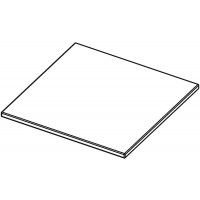Quadrattischplatte