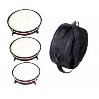 Samba Trommel Set (30 cm, 25 cm, 20 cm)