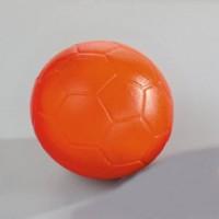 Soft Fußball in 2 Farben lieferbar (rot, gelb), Ø 21 cm