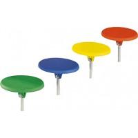 Farben der Sitze