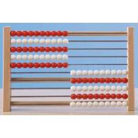 System Kühnel, 1-100, rot-weiß