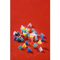 Steck- und Markierungsnadeln (Nadellänge: 9 mm) farbig sortiert
