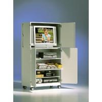 TV-Schrank mit integrierter Lüftung