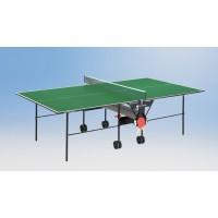 Tischtennisplatte WIEN, Abbildung mit grüner Tischplatte