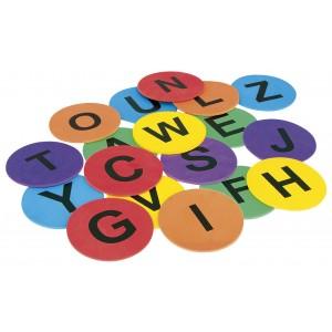 26 Buchstaben-Matten