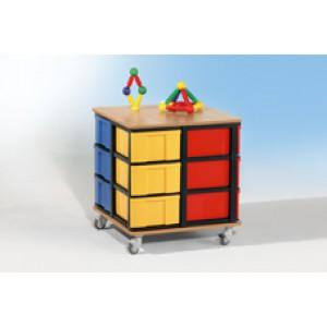 """Spielinsel A-Toll """"Midi"""", 12 InBox """"L"""", farbig oder transparent"""