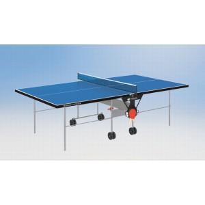 """Tischtennisplatte Berlin """"Outdoor"""", blaue Tischplatte"""