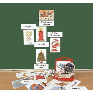 "Bildkarten ""Christmas"""