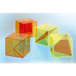 Geometrieset 1 (4 Würfel)