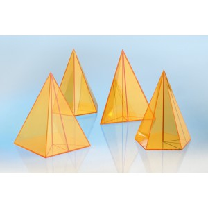 Geometrieset 3 (Pyramiden)
