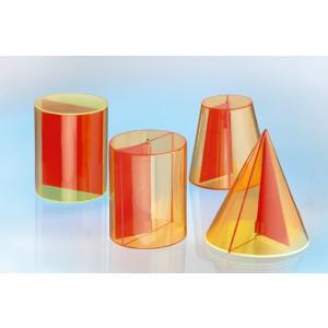 Geometrieset 5 (4 Zylinder)