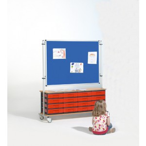 EasyWall150 BoxBoard 16, rot
