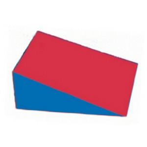 Keil rot / blau