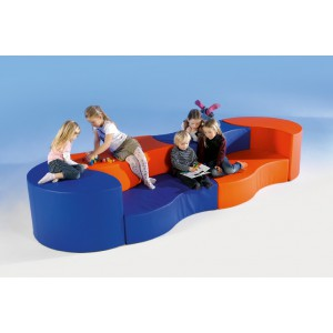 Swing-it Sit Set Wellensofa