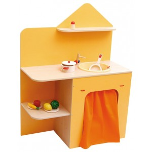 Kinder-Puppenspülcenter