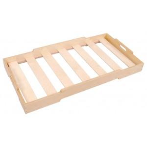 ECO-Bett mit Matratze