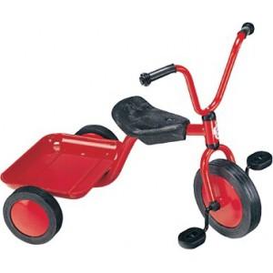 Winther Mini Dreirad, feste Ladefläche