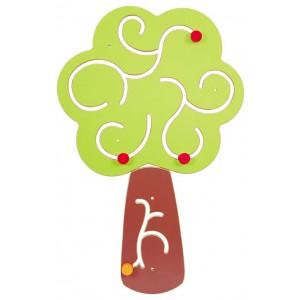 Wandspiel Baum