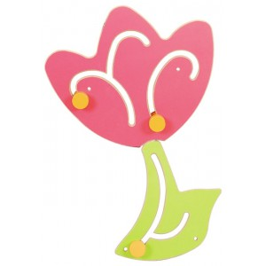 Wandspiel Tulpe